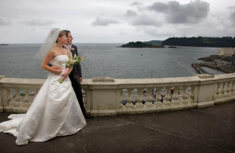 Wedding Photograph of Kevin and Claire