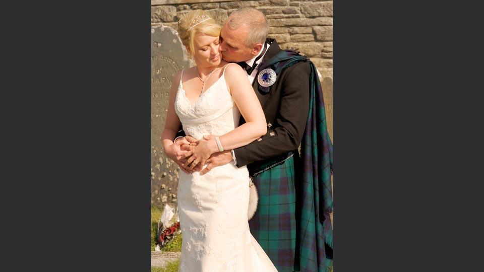 Mike and Suzie's wedding at Wembury